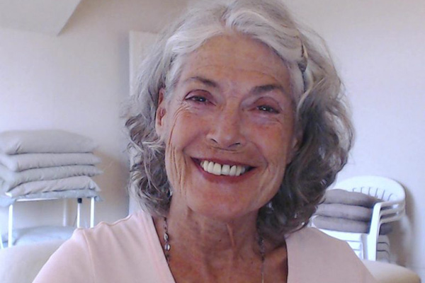 Irene Smith, massage and hospice educator and pioneer