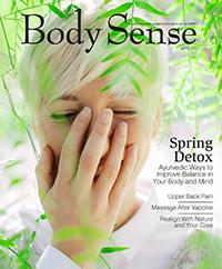 BodySense Magazine, Spring 2021 - Cover Image