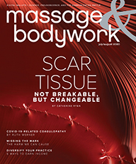 Massage and Bodywork magazine